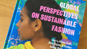 Global Perspectives on Sustainable Fashion (Bloomsbury)