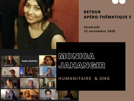 APÉRO-THÉMATIQUE N°5 - Humanitaire et ONG