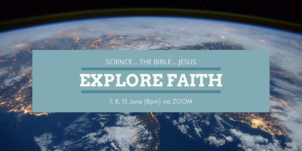 EXPLORE FAITH