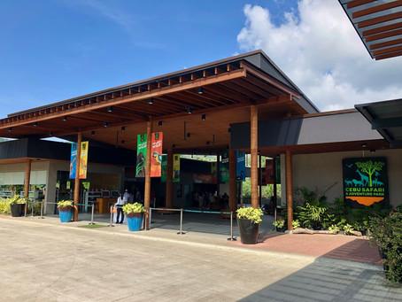 Cebu Safari & Adventure Parkへ