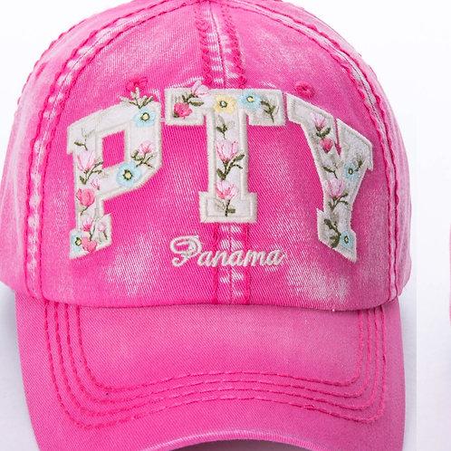 Gorra Pink PTY