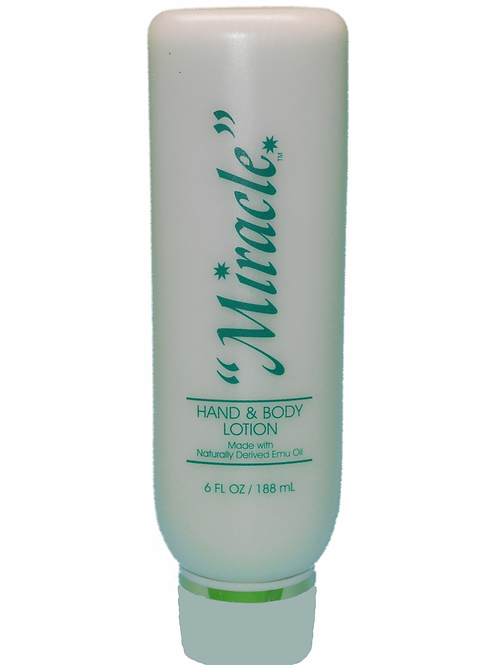 6 OZ HAND AND BODY LOTION