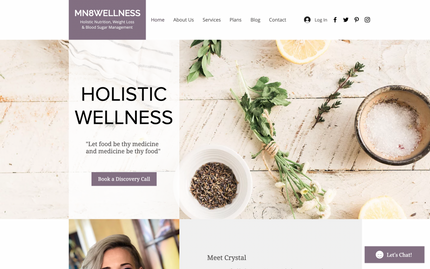 MN8WELLNESS - Holistic Wellness