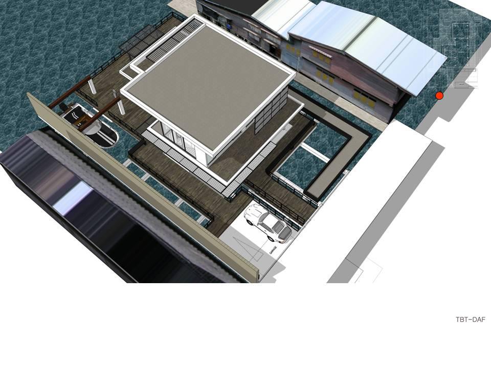 TBT-DAF interior design house boat 21