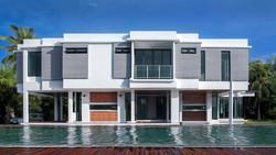 10design uthai residence house design modern architecture pattani thailand swimming pool 10