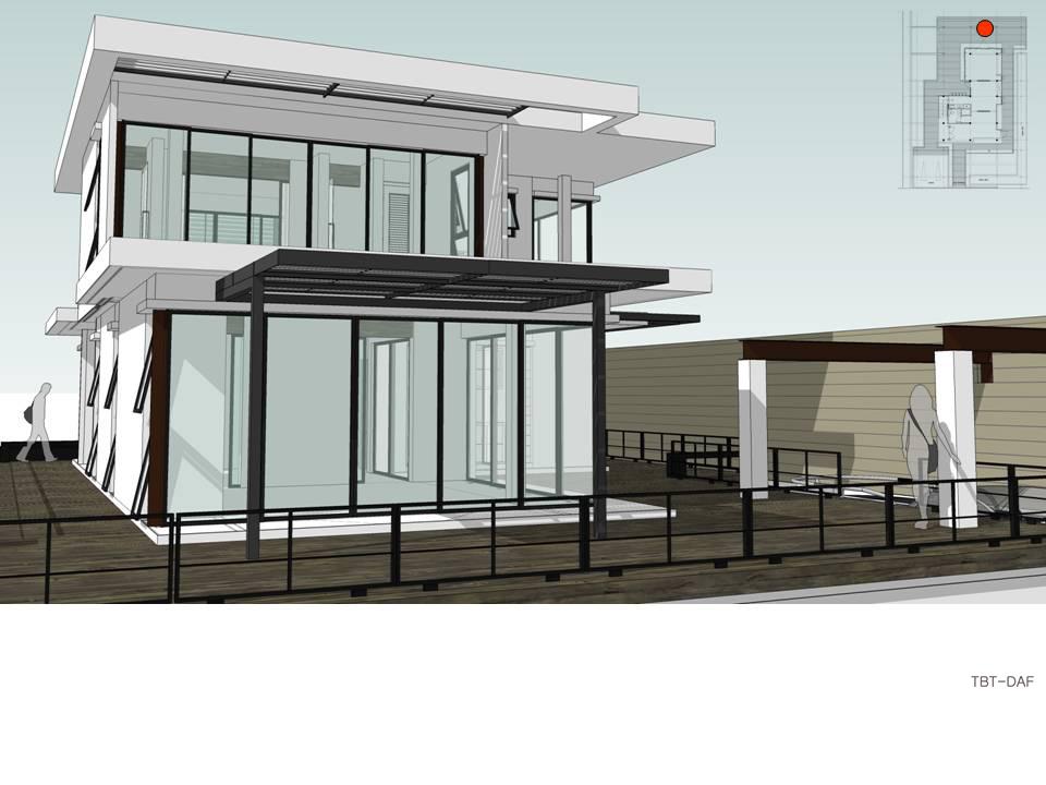 TBT-DAF interior design house boat 18