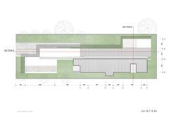 Ryn house architecture 10design modern house residence residential white plant 07