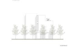 Ryn house architecture 10design modern house residence residential white plant 01