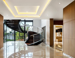 lerd residence interior design residential project house leisure design modern architecture 09