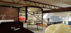 10Design dream loft bar interior design 03