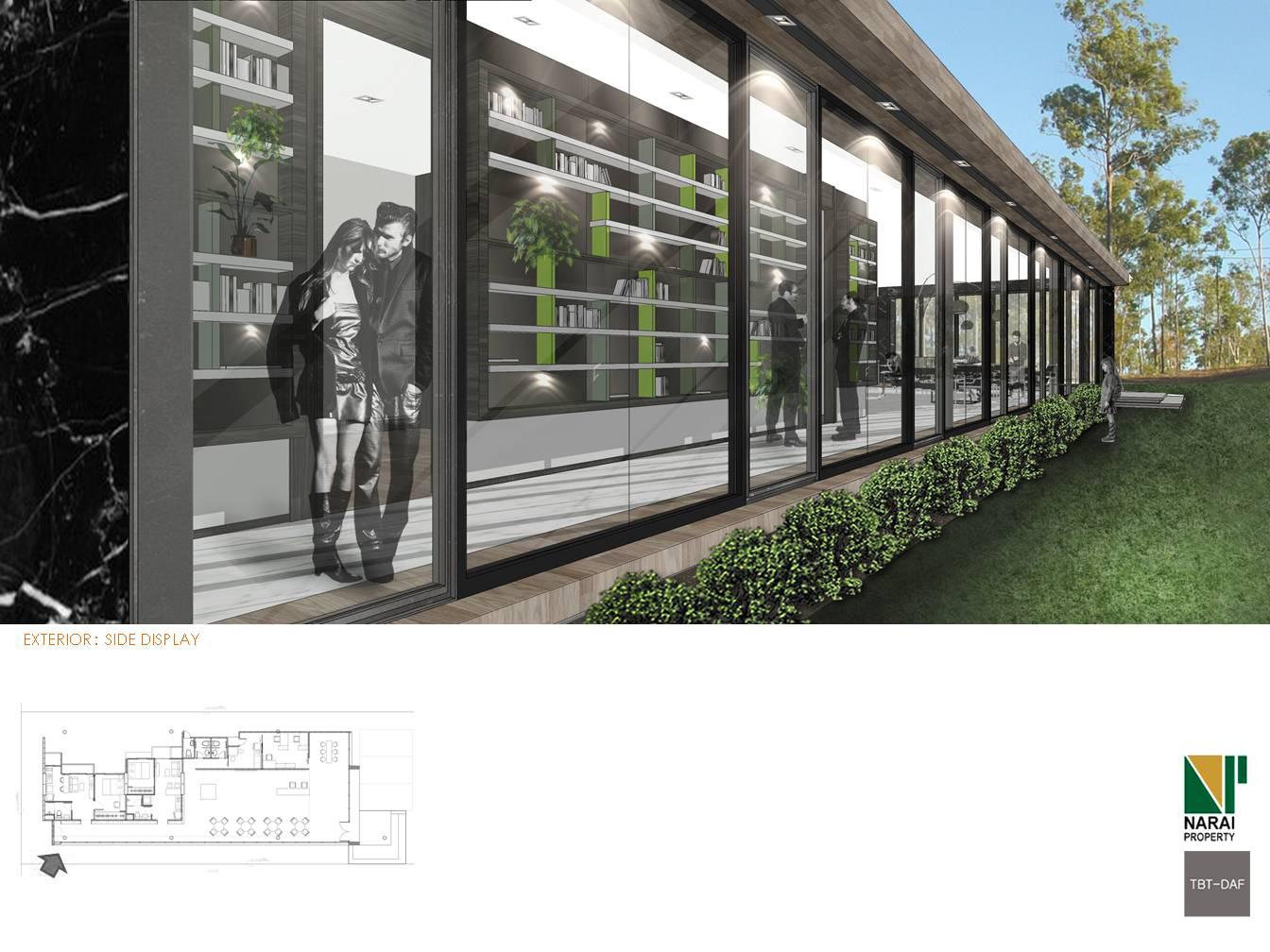 TBT-DAF interior parkland narai condominium 15