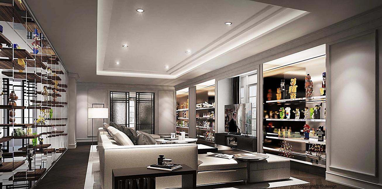 10 design interior design luxury house t&s residence 05