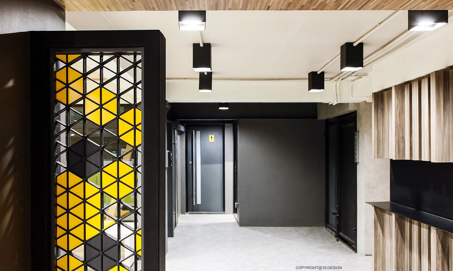 10DESIGN ookbee head office interior design start up 06