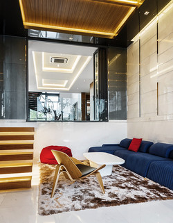 lerd residence interior design residential project house leisure design modern architecture 07