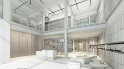 10DESIGN ookbee head office interior design start up THAILAND 05