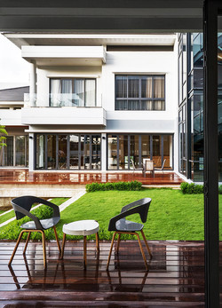 lerd residence interior design residential project house leisure design modern architecture 04