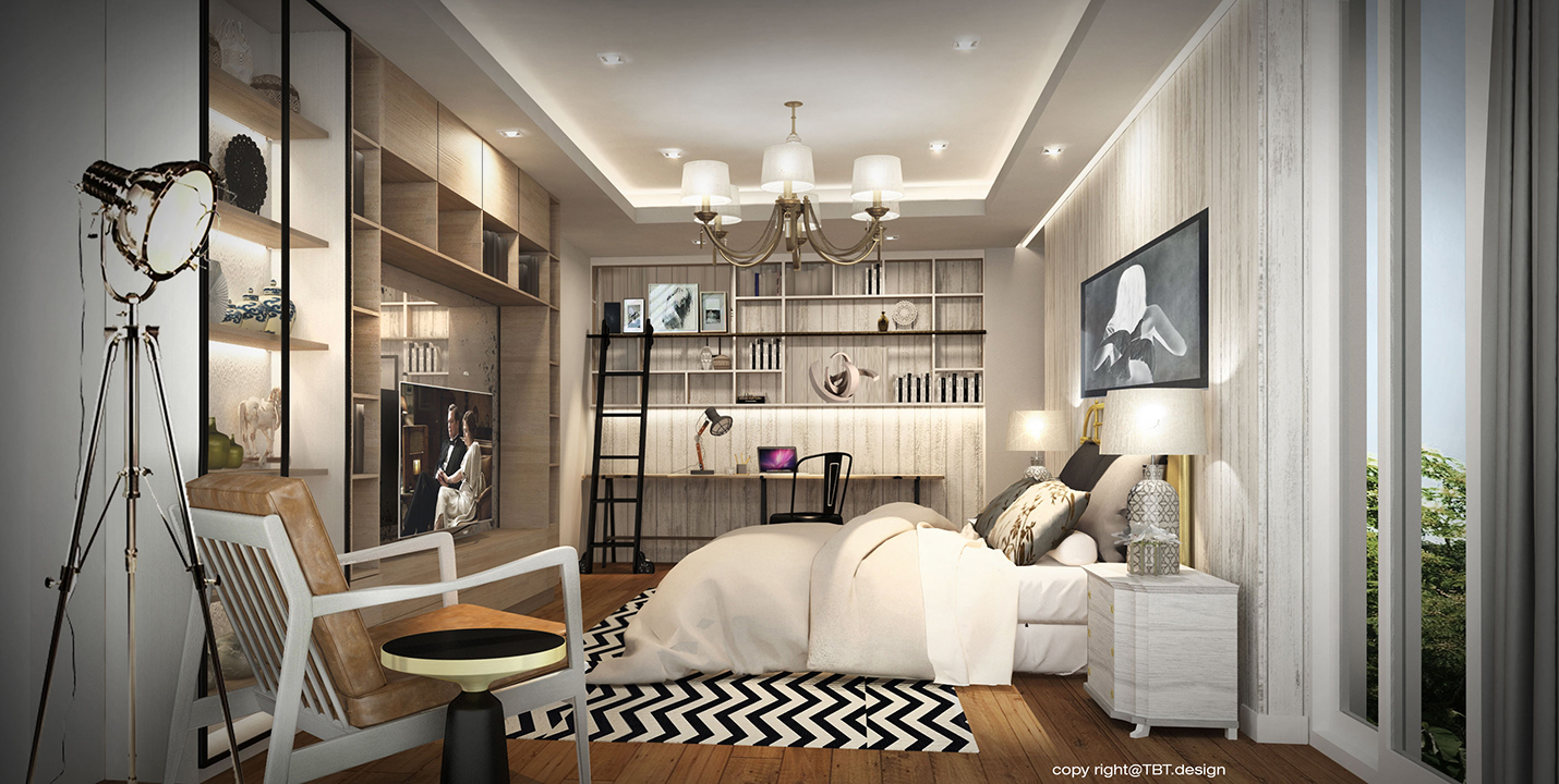 TBT design space interior residence LP90 11
