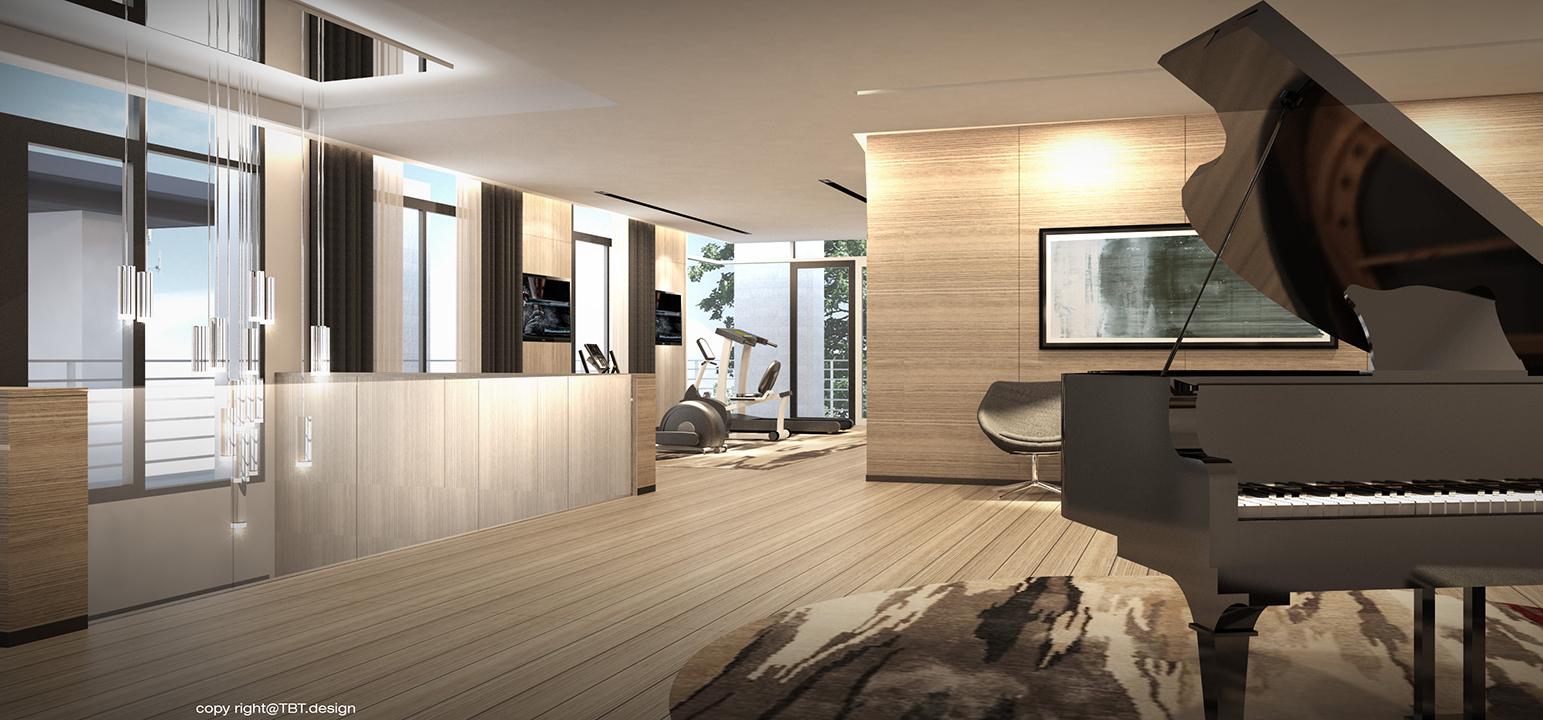 TBT design space interior residence LP90 02