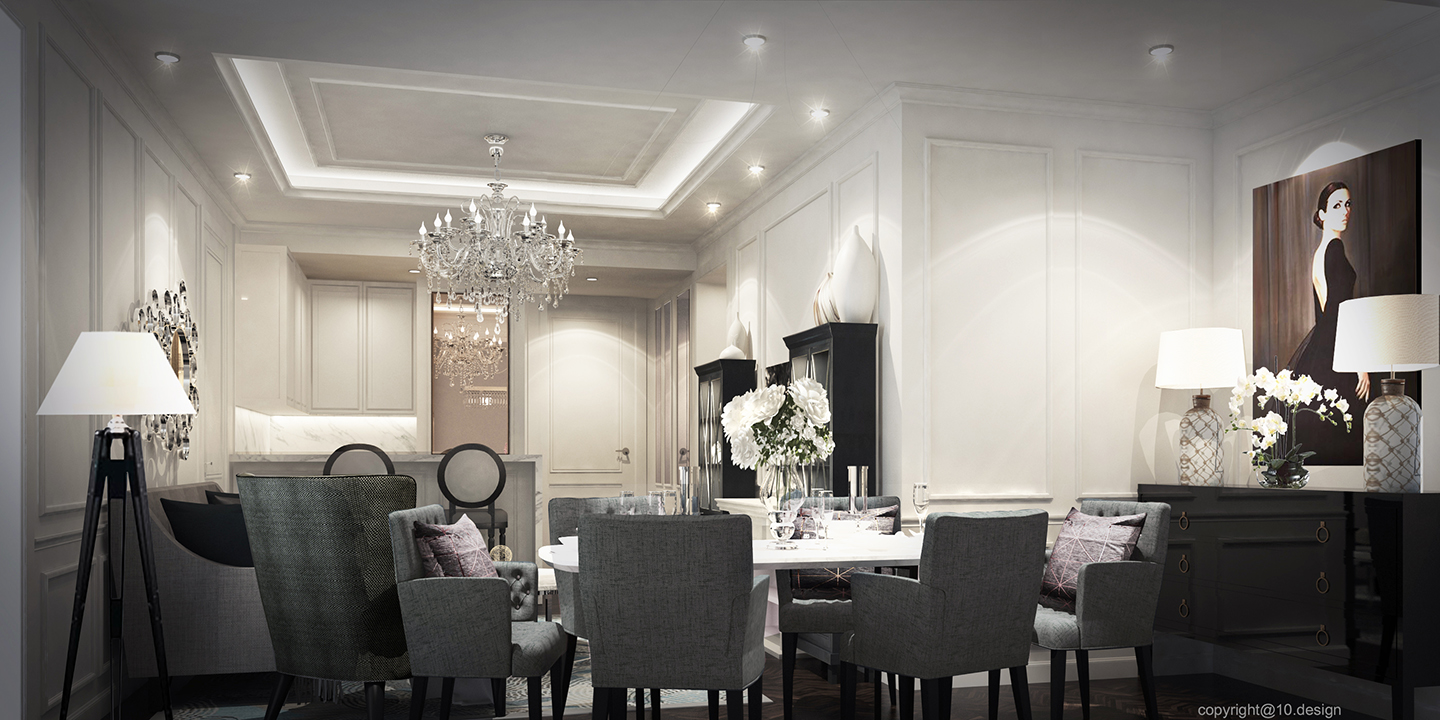 the circle residence 10 design residential suite 03
