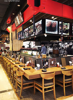 TBT design sushi tama korat japanese restaurant thailand 5_re
