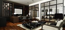 TBT design space interior residence LP90 14