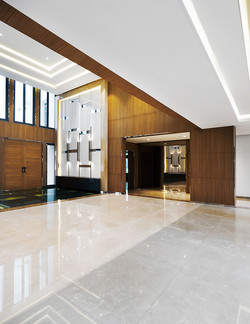 lerd residence interior design residential project house leisure design modern architecture 22