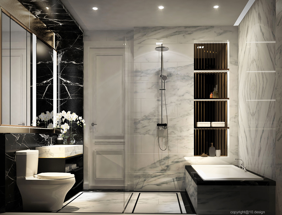 the circle residence 10 design residential suite 01