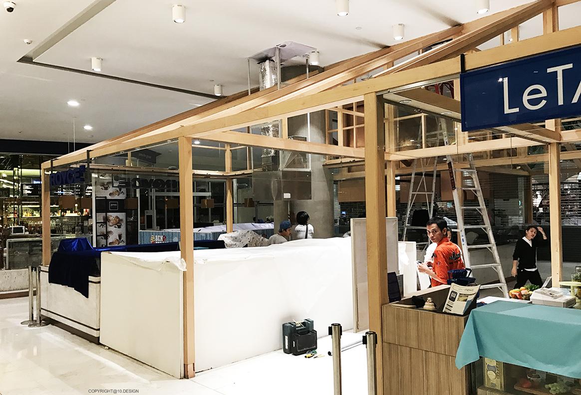 10 design shion sushi bar japanese booth takeaway interior emquartier bangkok CONSTRUCTION 04