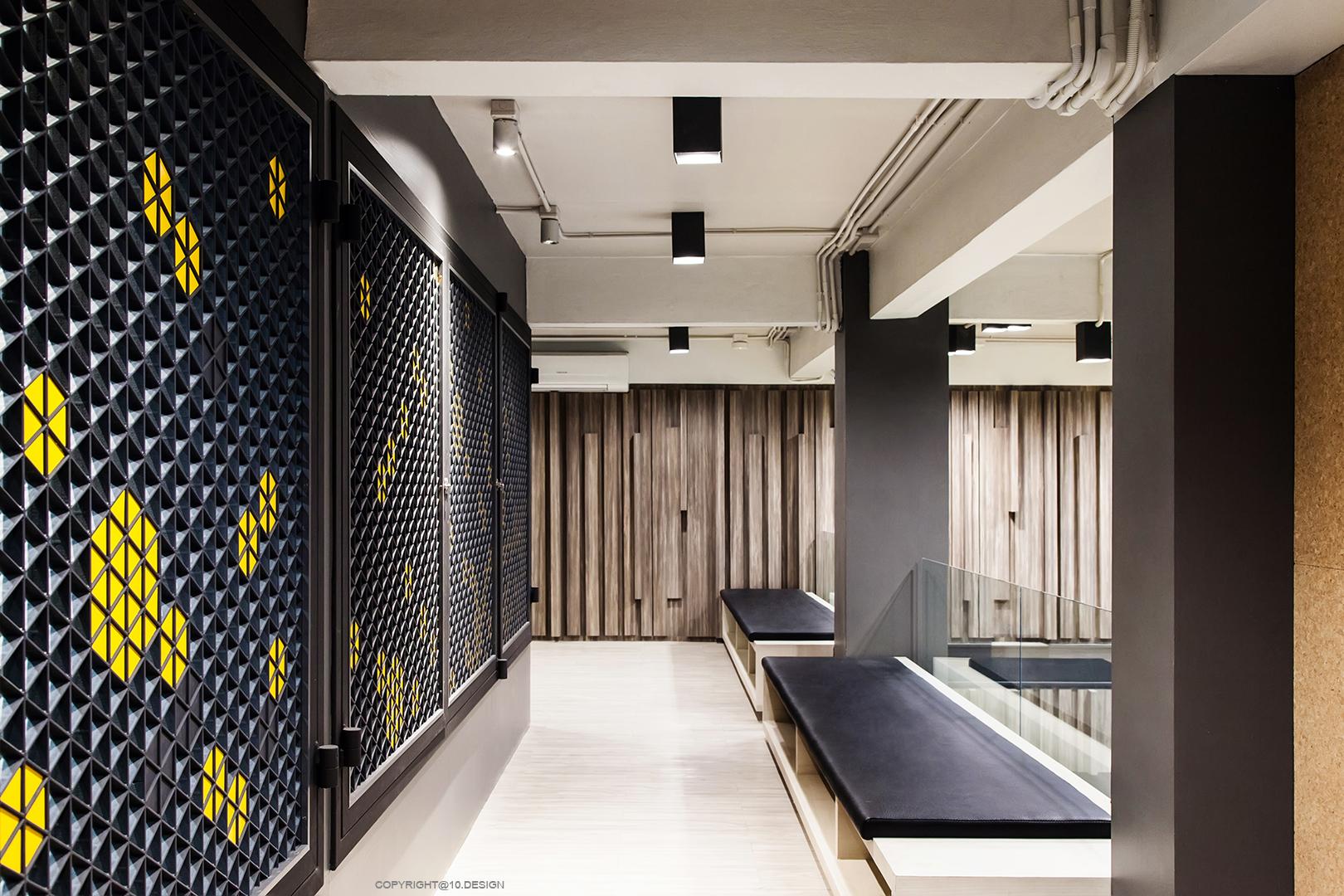 10DESIGN ookbee head office interior design start up 02