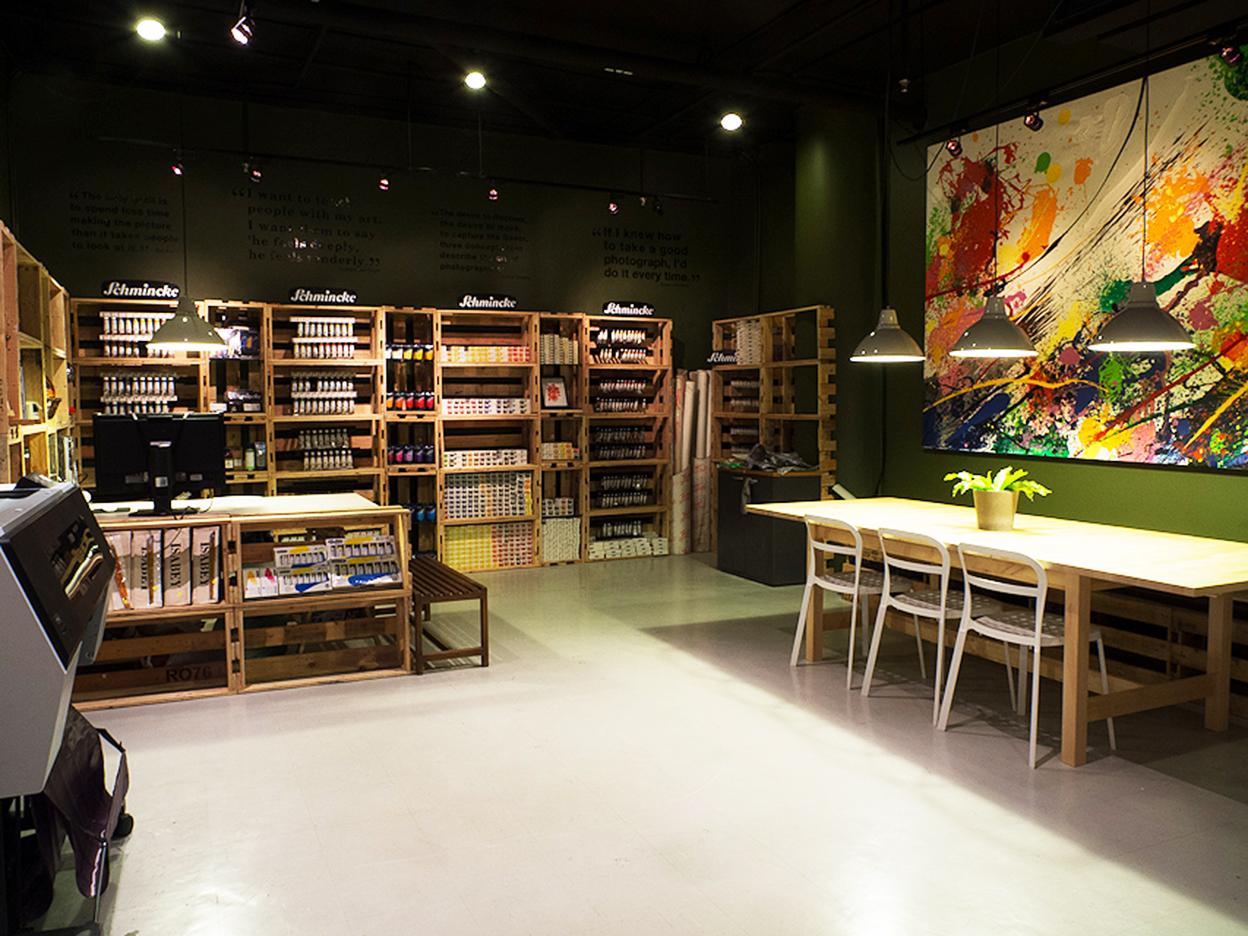 10DESIGN interior design goon studio photo paint museum shop retail commercial 01
