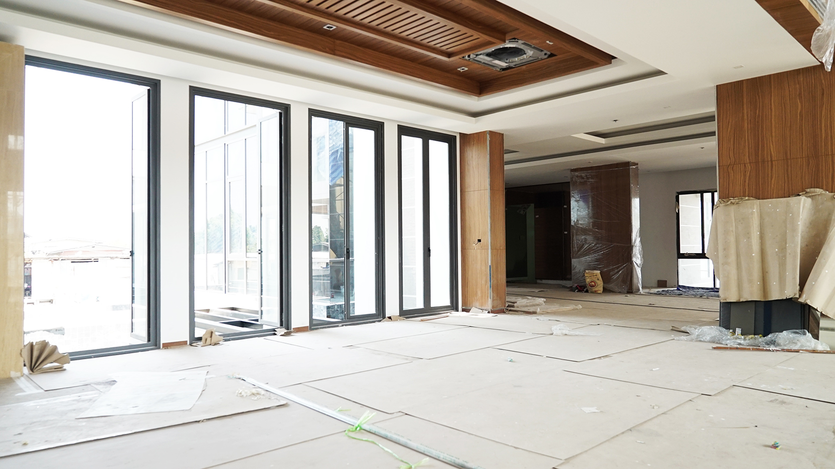 lerd residence interior design residential project house leisure construction process modern archite
