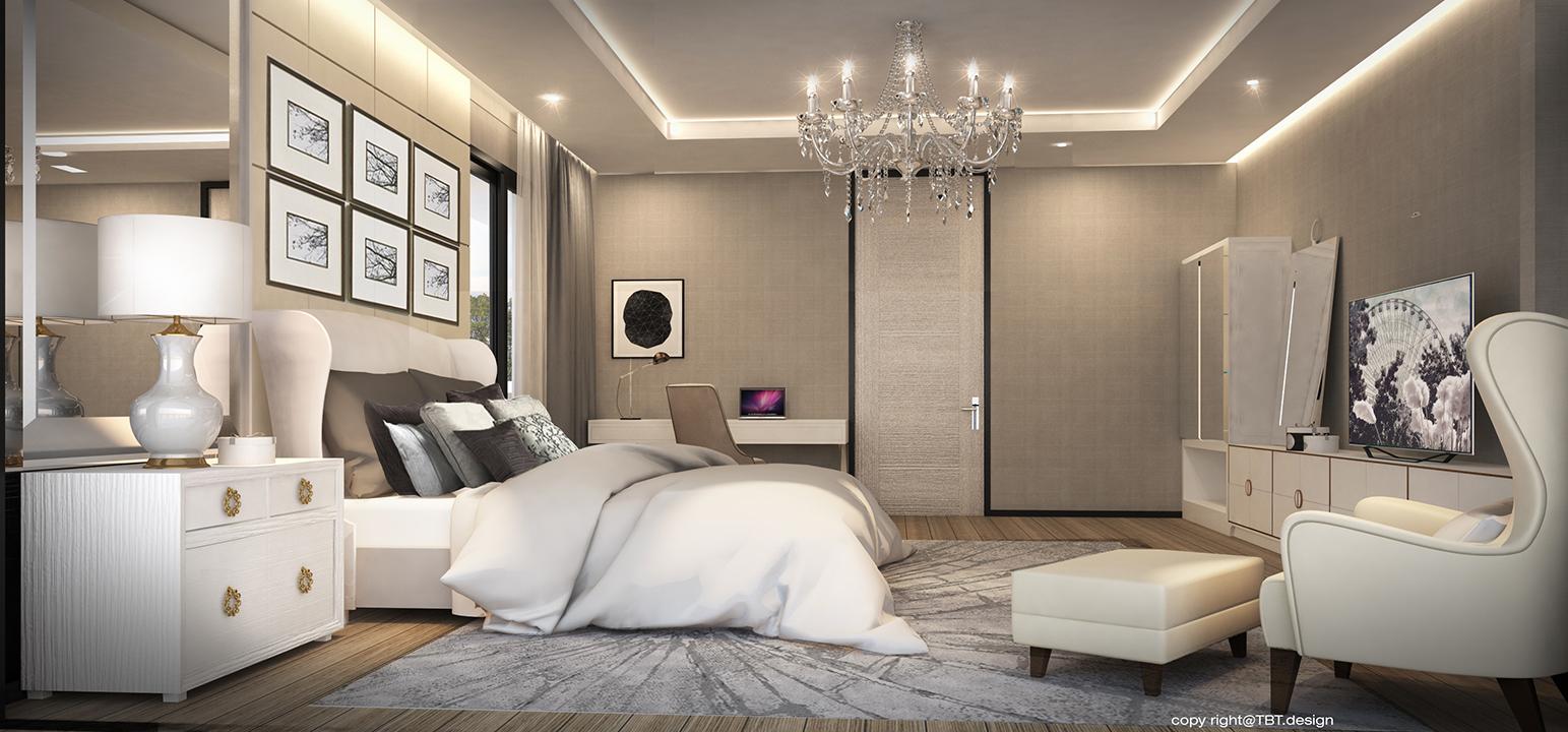 TBT design space interior residence LP90 07