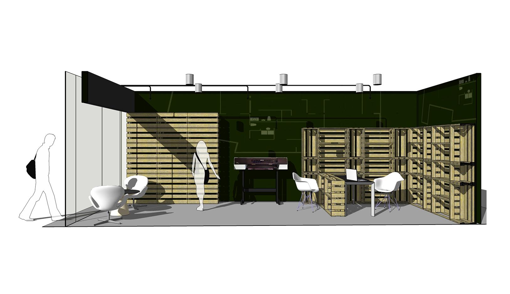 10DESIGN interior design goon studio photo paint shop retail commercial design 01