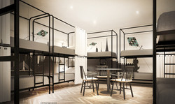 10design kite hostel bangkok hotel hospitality room 02