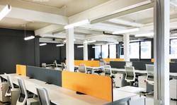10DESIGN ookbee head office interior design start up 12