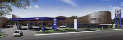 10DESIGN PTT GAS STATION LANDSCAPE ARCHITECT DESIGN PROJECT 03