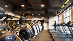 10DESIGN absolute U yoga fitness life style bangkok wellness interior design 35