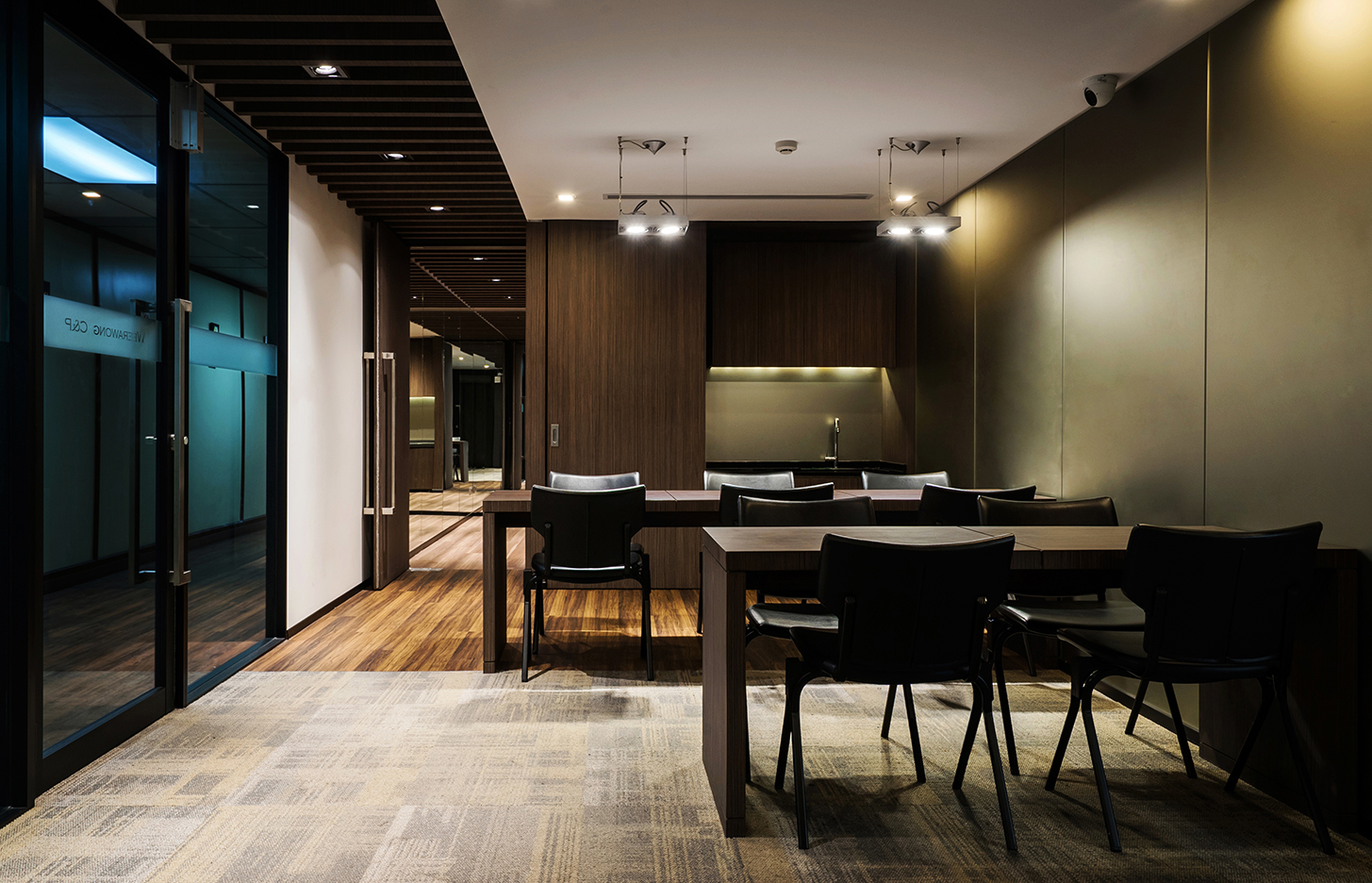 10design Weerawong C&P office interior design law firm 25