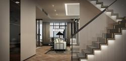 TBT-DAF interior design residence tony residence 2