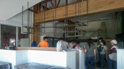10Design dream loft bar interior design construction 11