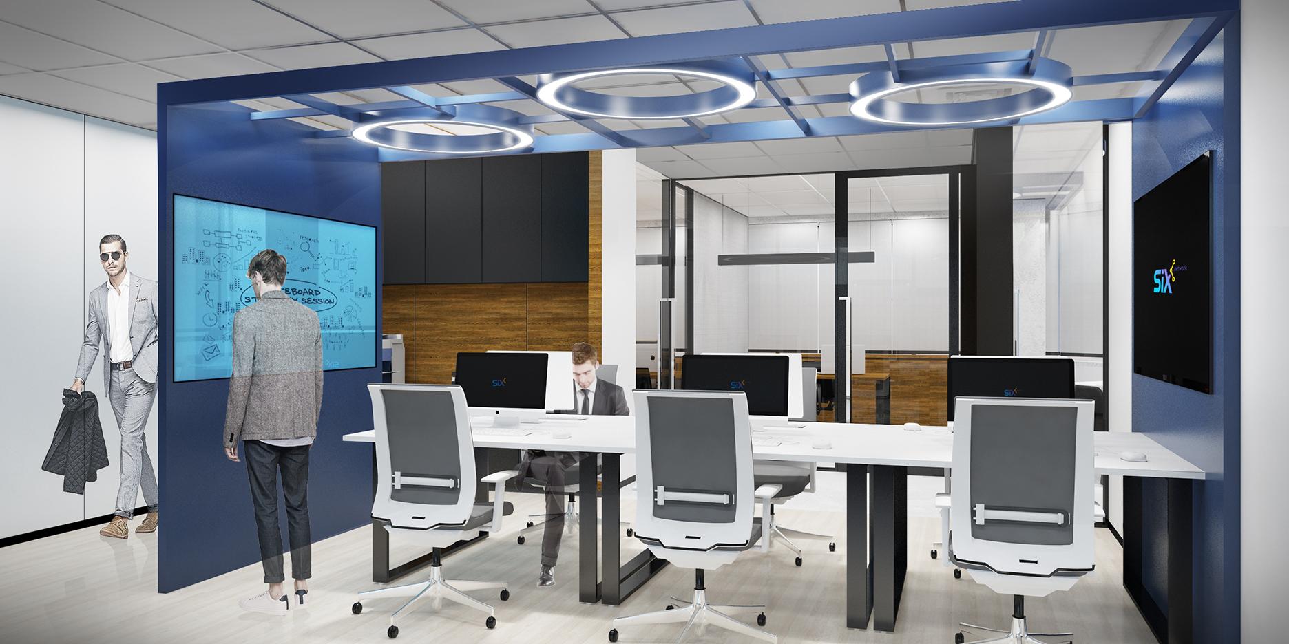 six network office 10 design sketch 2