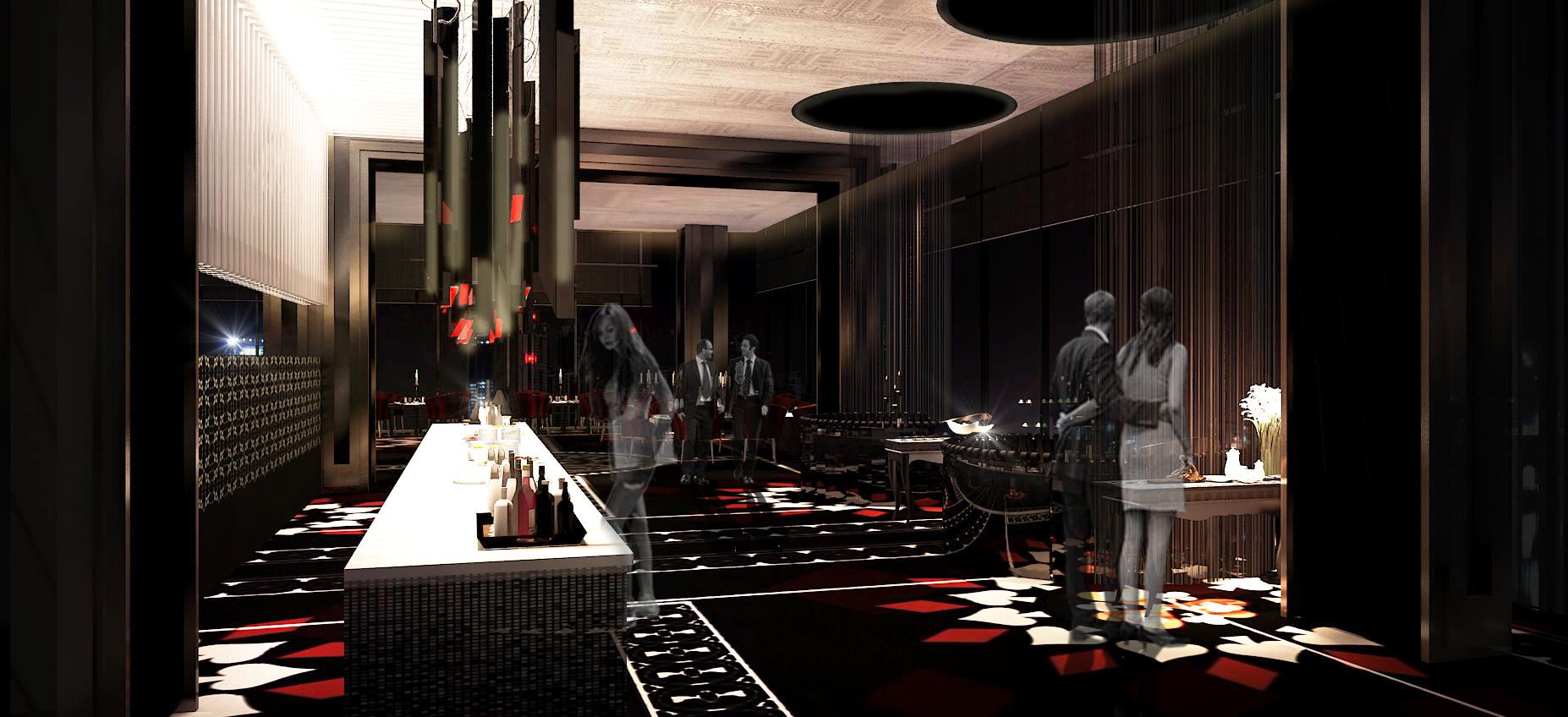TBT-DAF interior design 42 43 super penthouse column tower bangkok thailand 10.j