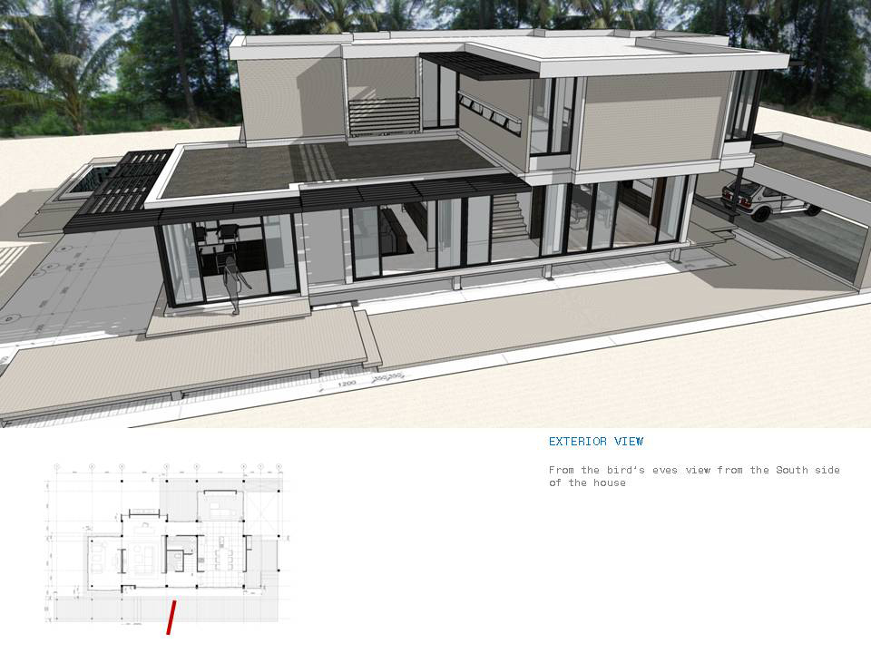 10design uthai residence house design modern architecture pattani thailand swimming pool 13