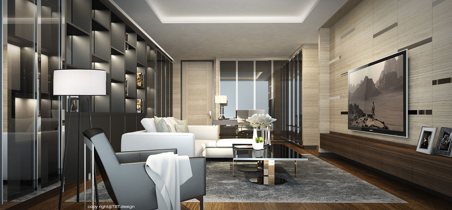 TBT design space interior residence LP90 09