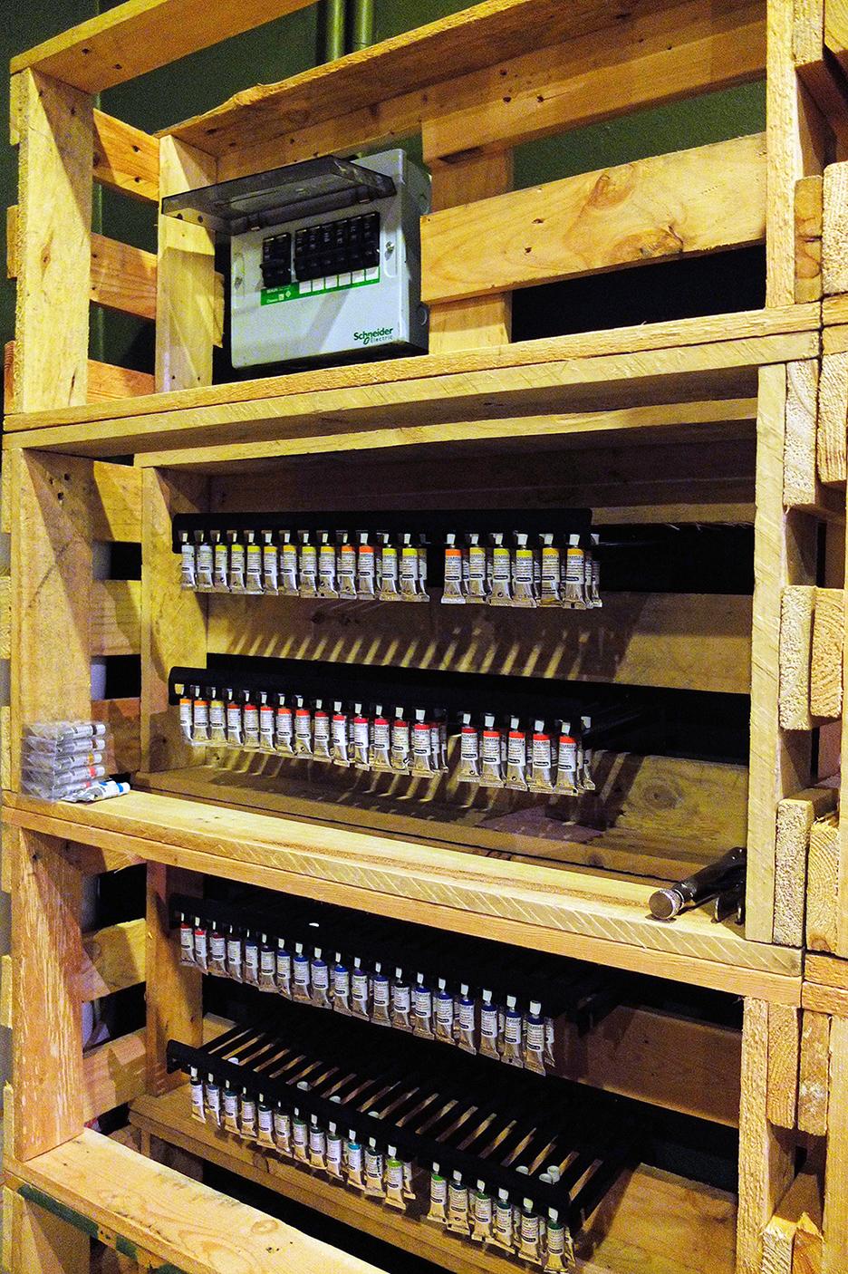 10DESIGN interior design goon studio photo paint museum shop retail commercial 03