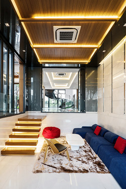 lerd residence interior design residential project house leisure design modern architecture 24