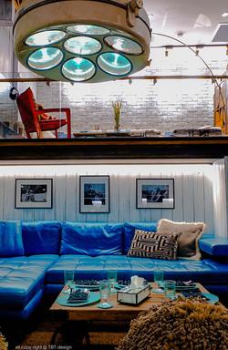 TBT design interior restaurant dream loft 4