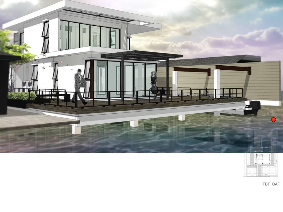 TBT-DAF interior design house boat 29