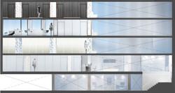 10Design apex medical center interior design 04