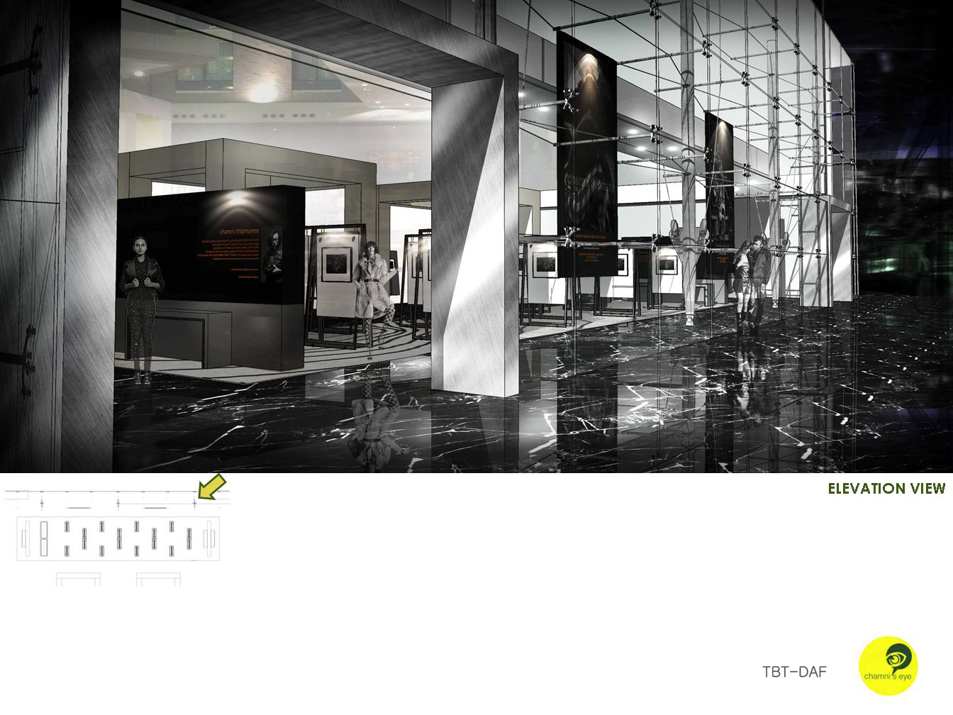 TBT-DAF interior design monsoon exhibition bw photo 18